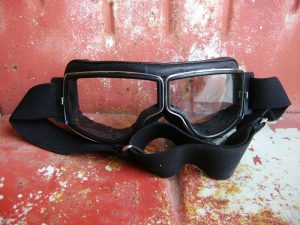 Aviator T2 Goggles Clear