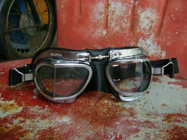 Halcyon Mark 49 Goggles