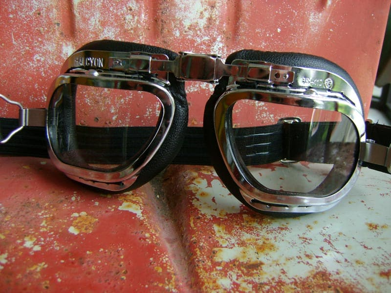 Halcyon Mark 6 Goggles
