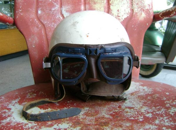 Halcyon Mark 8 RAF Brown Goggles