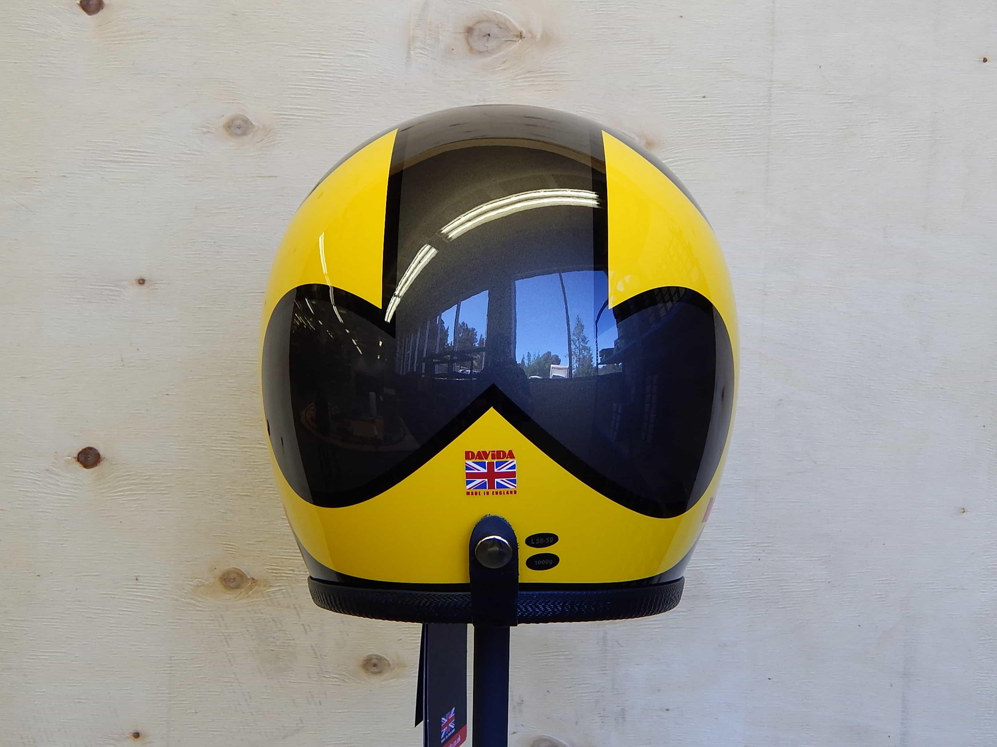 alt Davida Speedster Helmet ffff410f06225