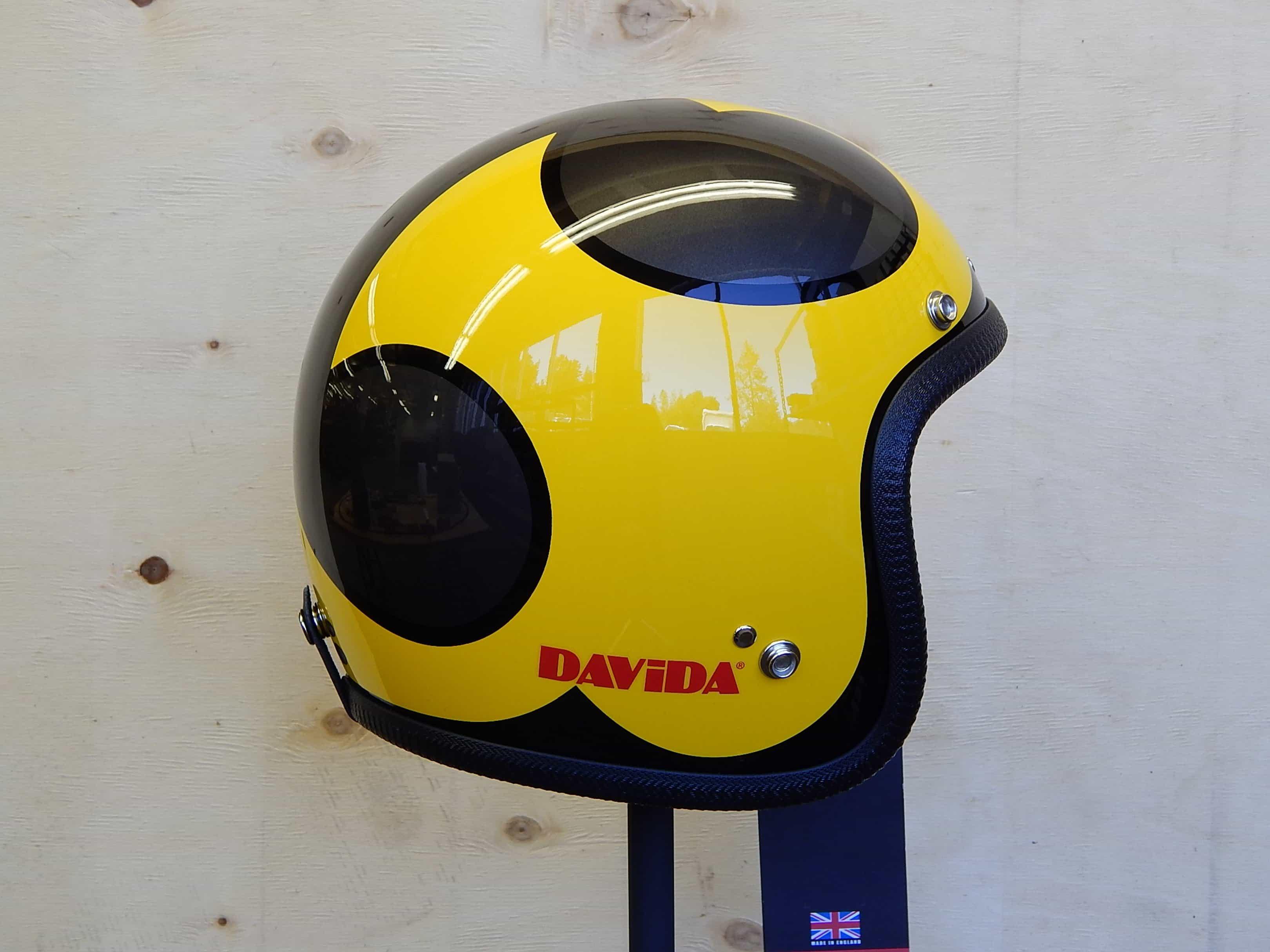 Davida Speedster Helmet ... 2f2b126d56c14