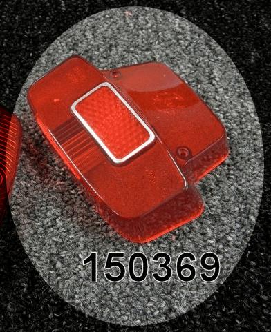 Siem VLB Taillight Lens