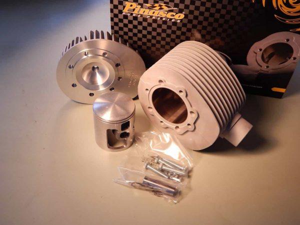 """alt=Cylinder Kit 225cc, """"SS race"""" Central Spark, Alloy"""