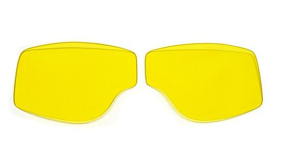 alt=Aviator T2 Lenses, Amber