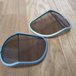 Halcyon tinted lenses