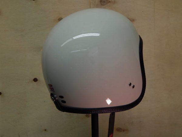 alt=Davida Speedster Helmet – Cream 2
