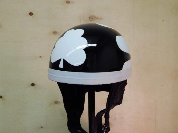 alt=Davida Classic Helmet - Tommy Robb
