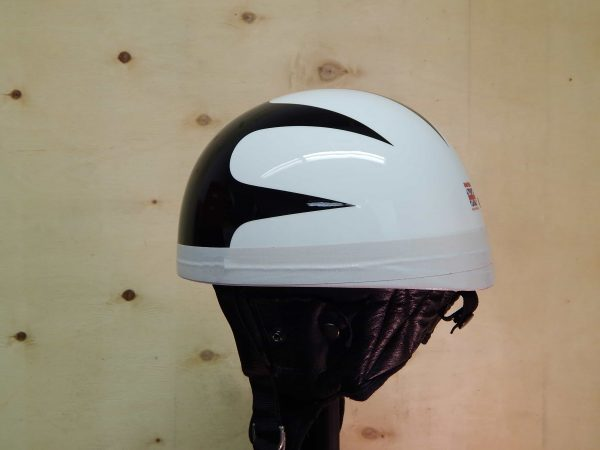 alt=Davida Classic Helmet - Tommy Robb3
