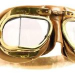 Halcyon Mk49 Antique tan Goggle