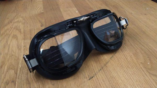 Mark 49 Compact All-Black Goggles - Black