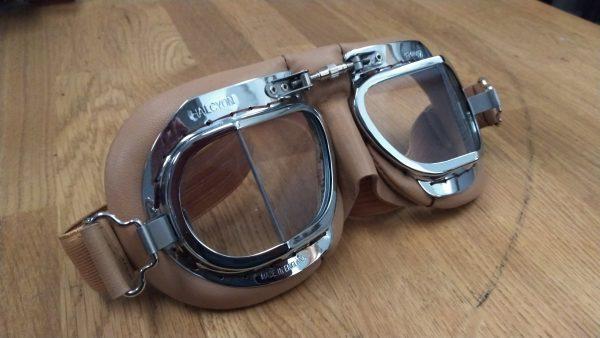 Mark 49 Goggles - Tan